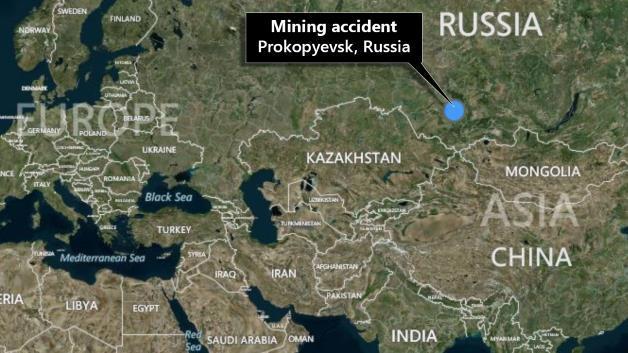 Russia blast