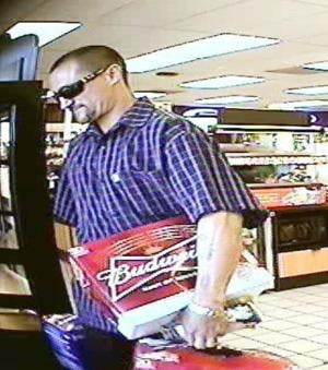 TPD seeks habitual offender for 30 Circle K thefts