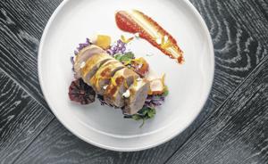Chef Ryan Clark's new Spring menu at Casino's Del Sol's PY Steakhouse