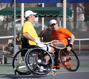 Southwest Desert Wheelchair Classic 2