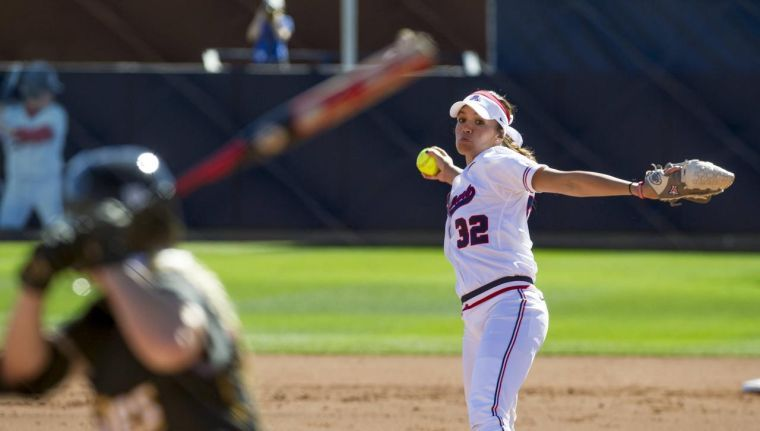 University of Arizona softball