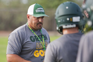 Canyon Del Oro High School Football - Randy Metcalf/The Explorer