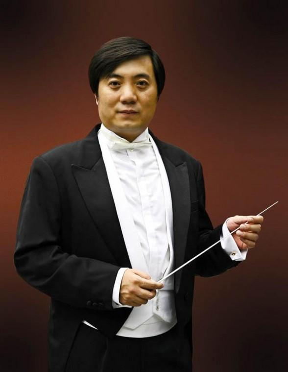 Chinese guest conductor leads SASO in two shows