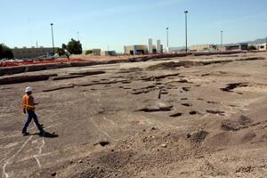Ina dig reveals early irrigation practices