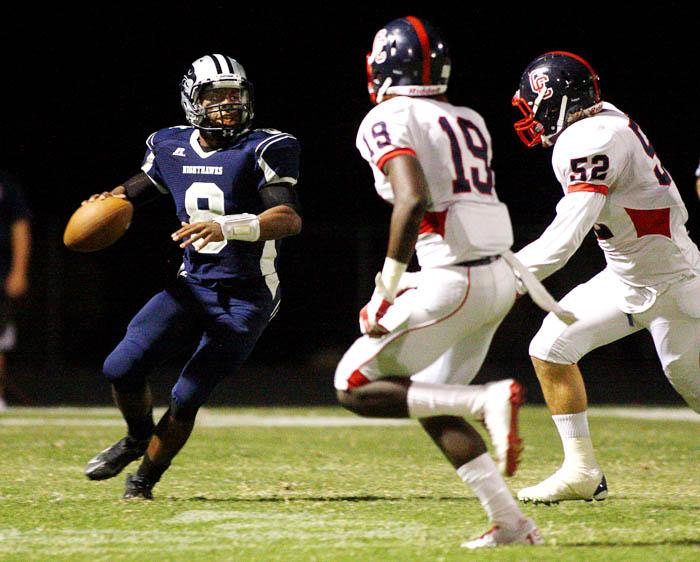 Ironwood Ridge vs Centennial Football