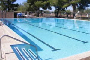 Marana Pool: Photo courtesy of the Town of Marana