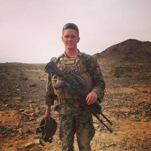 We Say: Marine reminds us how grateful we are