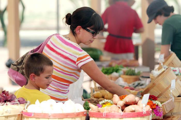 Farmer's market 3
