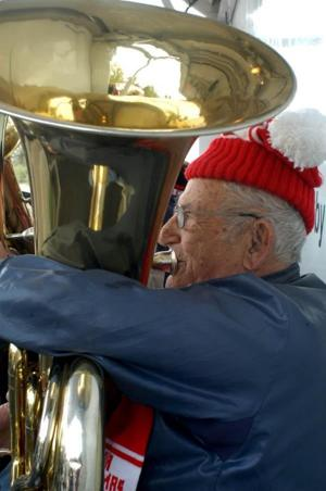 Tuba Christmas in OV Saturday