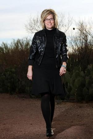 English teacher, UA prof hit the trail, and shed pounds