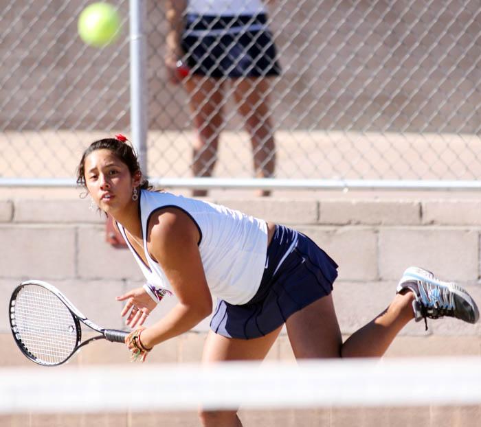IRHS Tennis