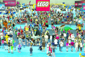 Lego Fest: Lego Fest in Glendale - David E. Frith/Special to 10/13 Communications
