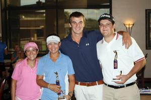 Messick, Terry capture top honors in OV junior golf