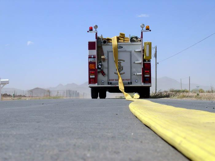 Avra Valley Fire makes a comeback