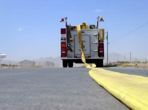 Avra Valley Fire makes a comeback