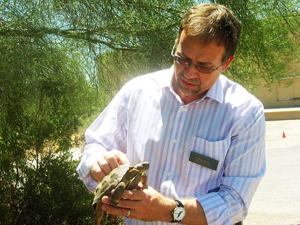 Desert Museum has a new leader