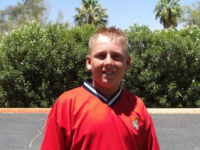 Athlete of the week: Brandon Hyatt