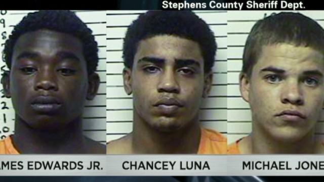 Oklahoma murder suspects