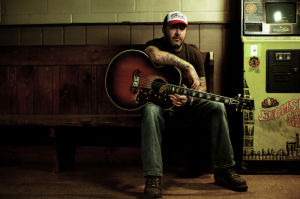 Aaron Lewis: Singer Aaron Lewis performed at the Fox Theatre last week.  - Courtesy Photo
