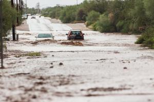 Monsoon season wrapping up, big storm still possible