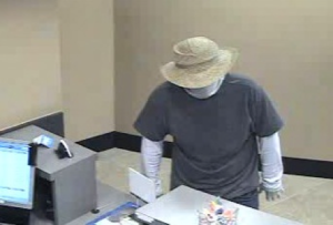 Bank Robbery Suspect: Bank Robbery Suspect
