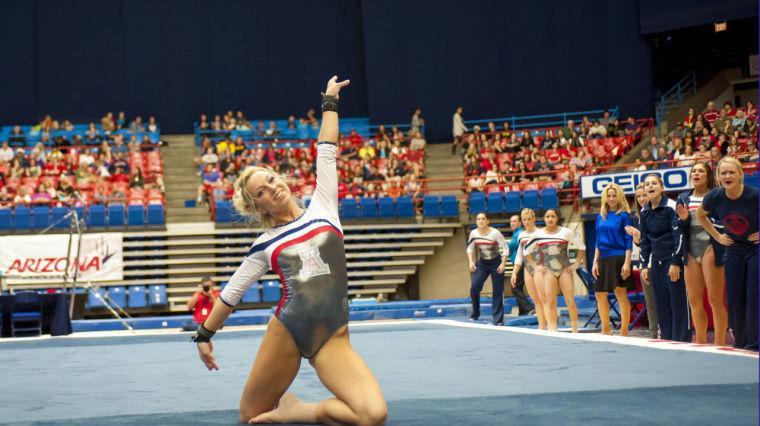 gymnastics University of Arizona
