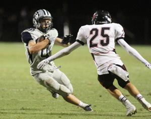 Ironwood Ridge vs Liberty High Football