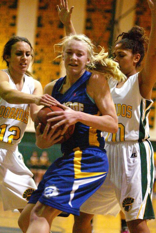 Canyon Del Oro vs Pusch Ridge women's basketball