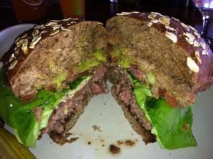 Buffalo Burger at CB2