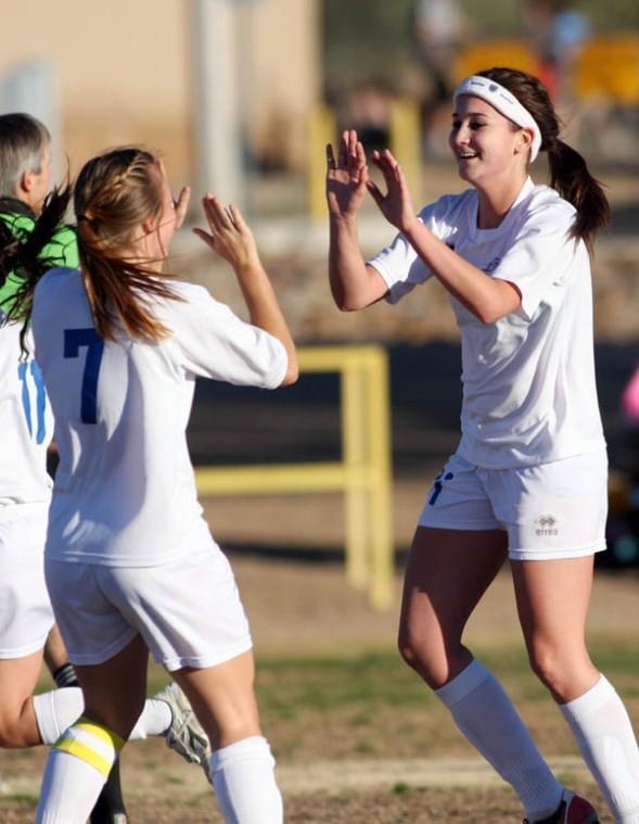 PRCA girls soccer 2