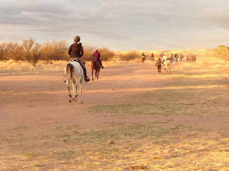 Arizona American Endurance Ride in Sonoita