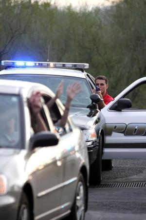Exploring police work