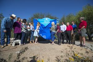 Park dedicated to much-loved Ann Day