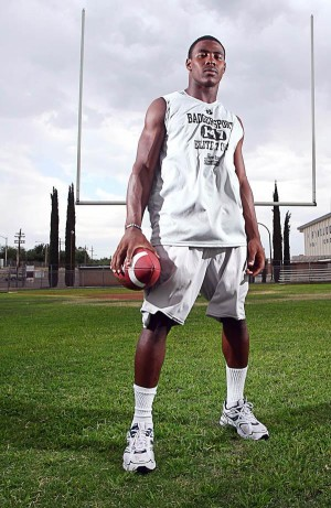 Dorados Start New Title Quest : Randy Metcalf/The Explorer, Ka'Deem Carey is a premier high school running back who'll attempt to lead Canyon Del Oro to a repeat of its 2009 state championship season.