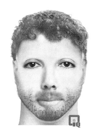 Composite sketch of suspect