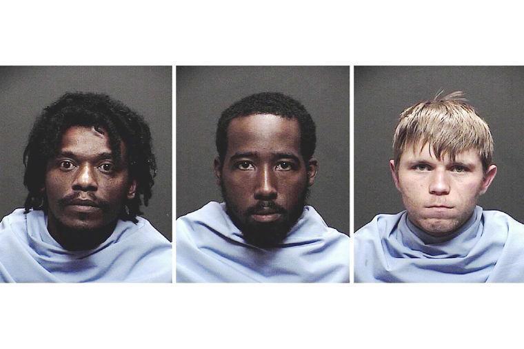 Marana bank robbers captured