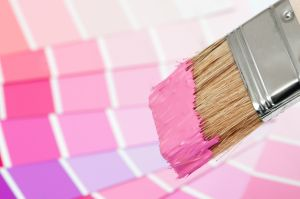 Painting: Painting is one way to personalize without long-term commitment. - Courtesy photo