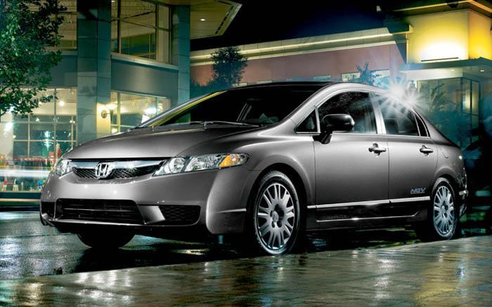 Honda Civic GX NGV