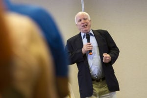Sen. John McCain (copy) - Randy Metcalf/The Explorer