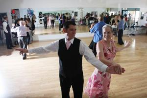 Dance studio turns 3