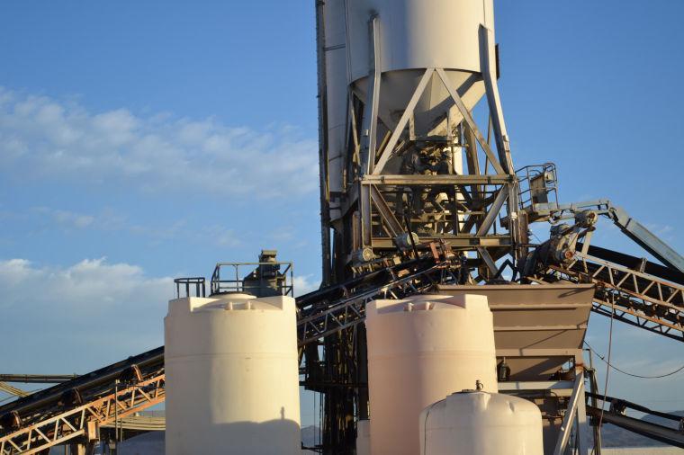 Staker Parson Cement Plant