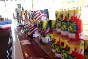 New Year's fireworks? Some are OK for use