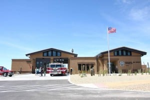 New fire station is Northwest's 10th