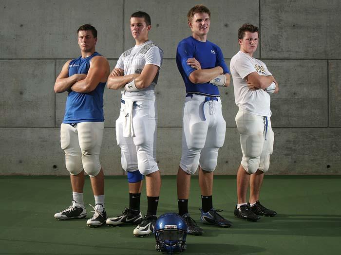 HIGH SCHOOL FOOTBALL: Fresh-look Falcons ready to soar