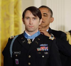 Army Capt. William Swenson
