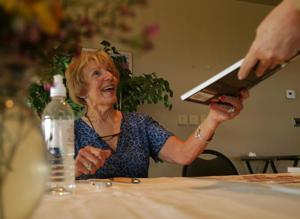 Toasting Oro Valley's past