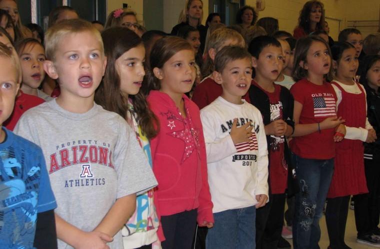 Wilson K-8 Singing