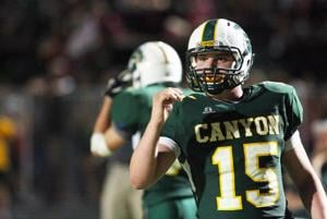 Canyon Del Oro vs Flowing Wells Football