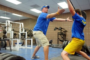 Andy Litten: Marana head coach Andy Litten. - Randy Metcalf/The Explorer