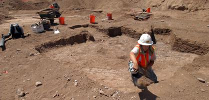 Uncovering an ancient city